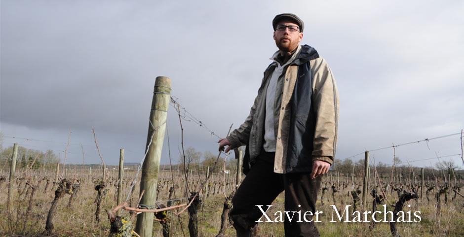 Xavier Marchais