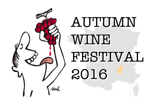 Autumn Wine Festival 2016